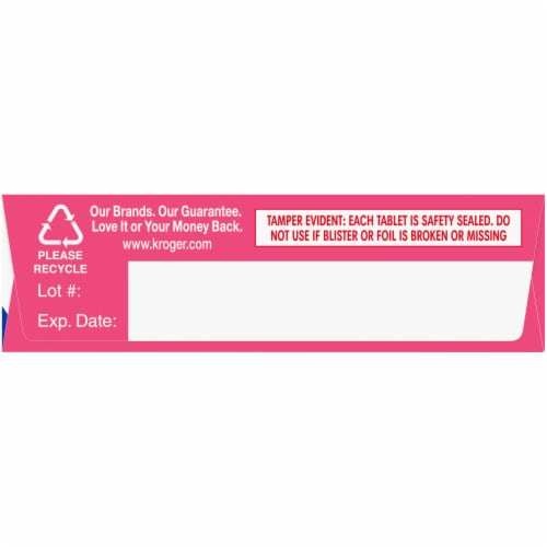 Kroger® Allergy Tablets 25mg Perspective: right