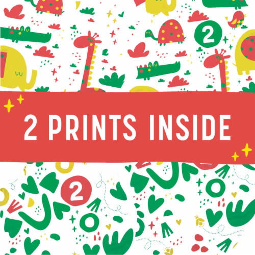 Comforts™ Size 2 Day or Night Diapers Super Value Box Perspective: right
