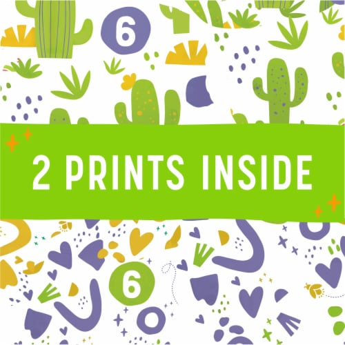 Comforts™ Size 6 Day or Night Diapers Super Value Box Perspective: right