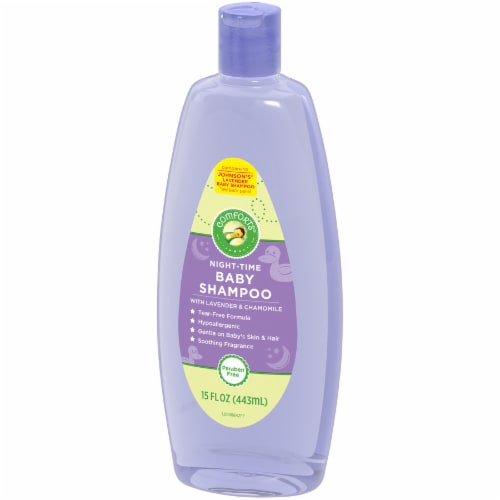 Comforts® Night-Time Baby Shampoo With Lavender & Chamomile Perspective: right