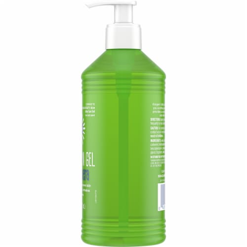 Kroger® After Sun Gel with Aloe Vera Bottle Perspective: right