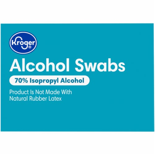 Kroger®  Alcohol Swabs Perspective: right