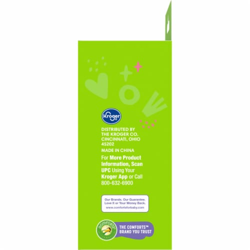 Comforts™ Breast Milk Storage Bags Perspective: right