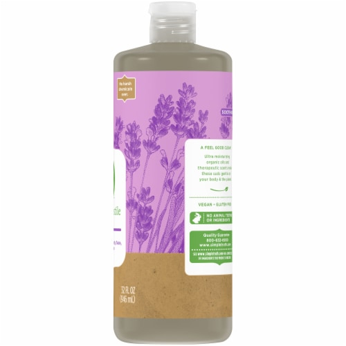Simple Truth™ Lavender Pure Castile Soap Perspective: right