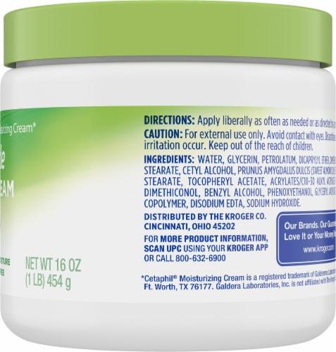 Kroger® Care Nourish Gentle Moisturizing Cream Perspective: right