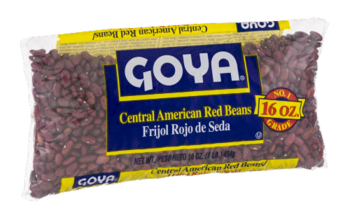 Goya Central American Red Beans Perspective: right