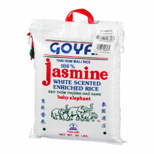 Goya Jasmine Rice Perspective: right