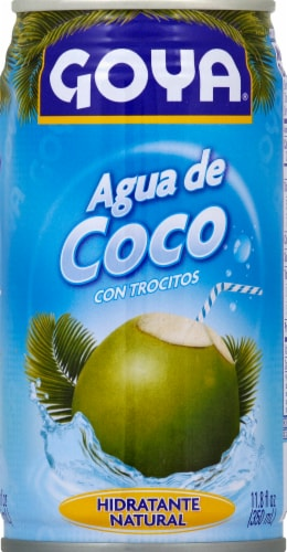 Goya Coconut Water Perspective: right