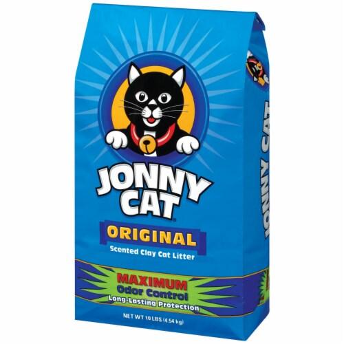 Jonny Cat Original Scented Maximum Odor Control Cat Litter Perspective: right