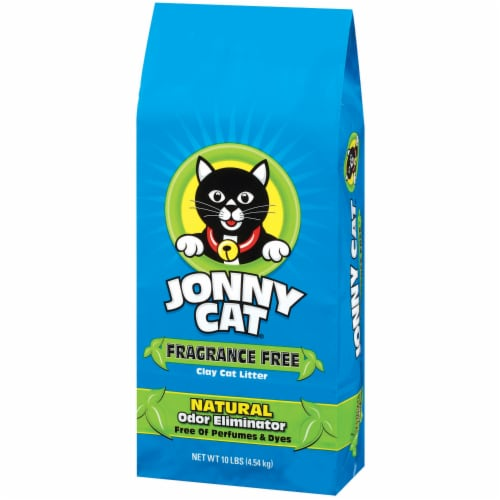 Jonny Cat Fragrance Free Natural Cat Litter Perspective: right