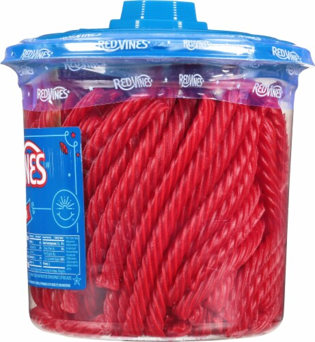 Red Vines Original Red Twists Perspective: right
