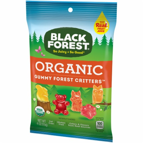 Black Forest Organic Gummy Forest Critters Perspective: right