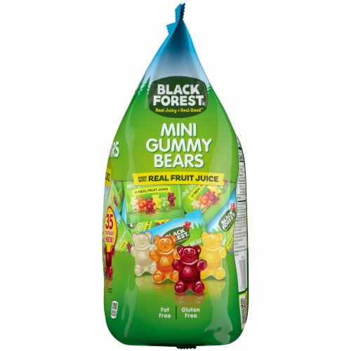 Black Forest Gummy Bears Perspective: right