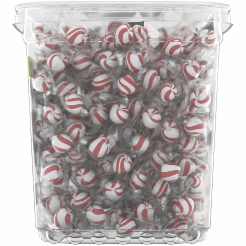 Bob's Sweet Stripes Soft Peppermint Candy 350 Count Perspective: right
