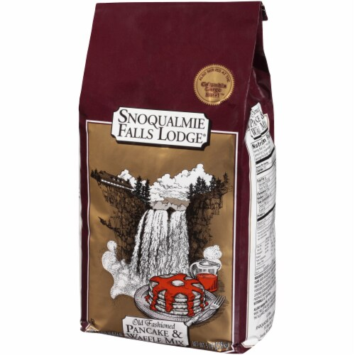 Snoquaimie Falls Old Fashioned Pancake & Waffle Mix Perspective: right