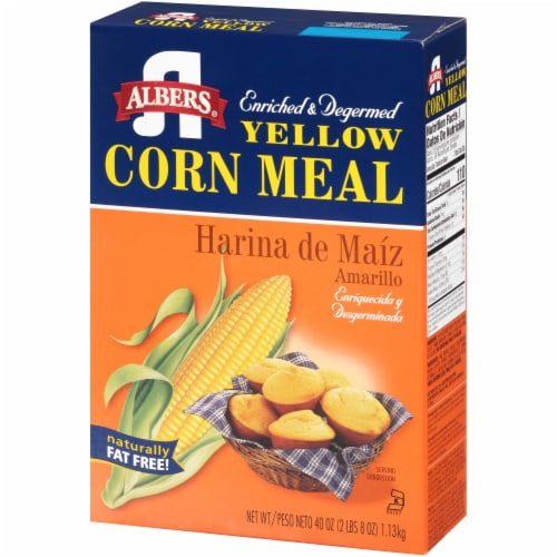Albers Yellow Corn Meal Mix Perspective: right