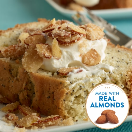 Krusteaz Almond Poppy Seed Muffin Mix Perspective: right