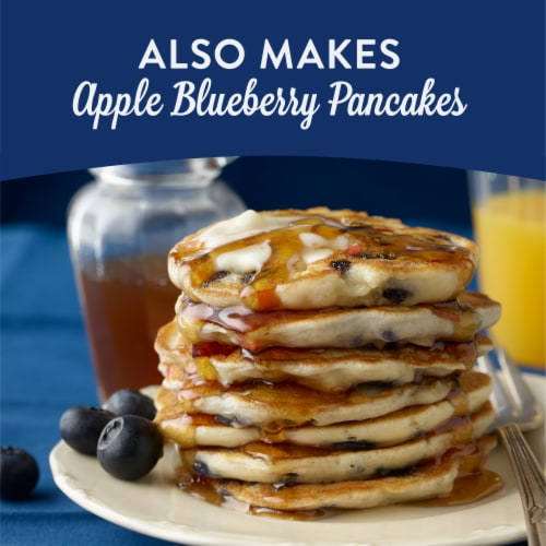 Krusteaz Blueberry Complete Pancake Mix Perspective: right