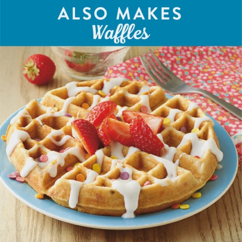 Krusteaz Gluten Free Confetti Buttermilk Pancake Mix Perspective: right