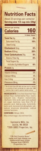 Cracker Barrel Old Country Store Buttermilk Baking & Pancake Mix Perspective: right