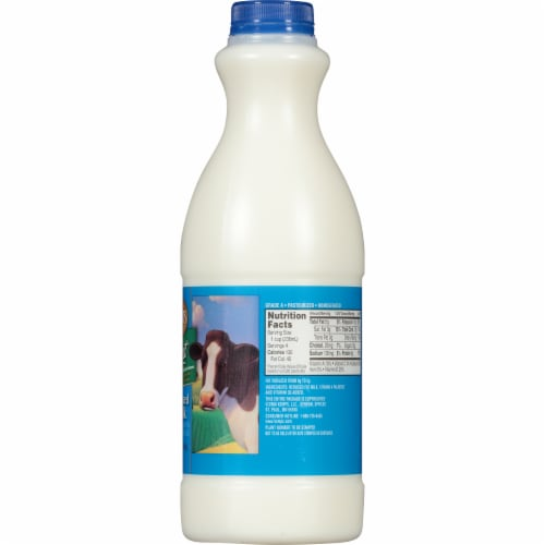 Kemps Select 2% Reduced Fat Milk Perspective: right