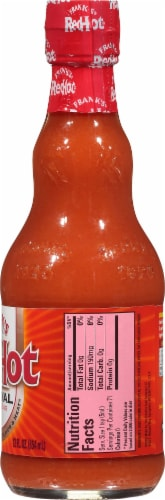 Frank's RedHot Original Cayenne Pepper Hot Sauce Perspective: right