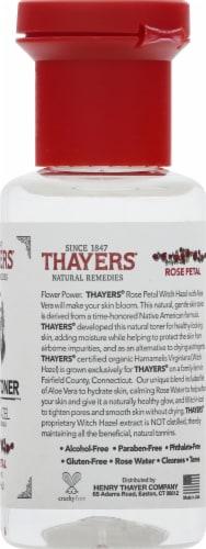Thayers Rose Petal Facial Toner Perspective: right