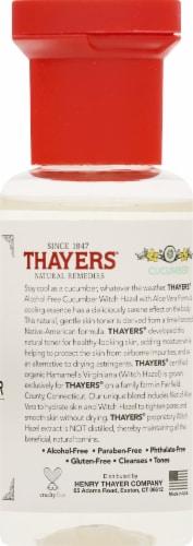 Thayers Aloe Vera & Cucumber Witch Hazel Facial Toner Perspective: right