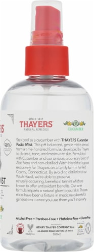 Thayers Aloe Vera & Cucumber Witch Hazel Facial Mist Perspective: right