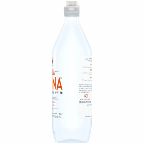 Acqua Panna Natural Spring Water Perspective: right