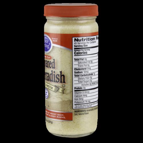 Silver Spring Prepared Horseradish Perspective: right