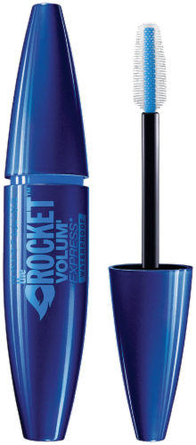 Maybelline Volum' Express The Rocket 411 Very Black Waterproof Volume Mascara Perspective: right