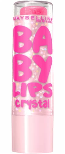 Maybelline Baby Lips Crystal Pink Quartz Moisturizing Lip Balm Perspective: right