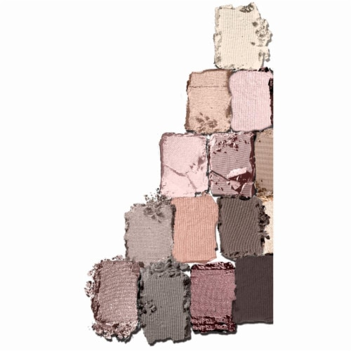 Maybelline The Blushed Nudes Eye Shadow Palette Perspective: right