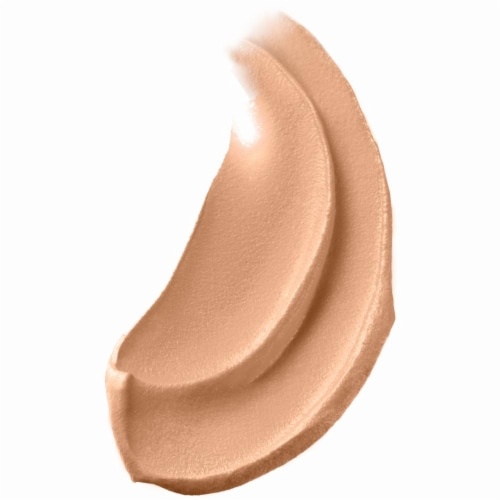 Maybelline Dream Matte Mousse 90 Honey Beige Foundation Perspective: right