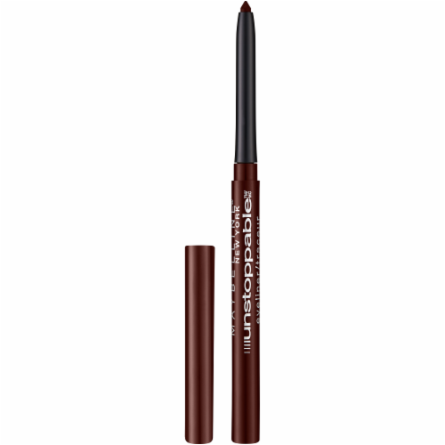 Maybelline Unstoppable Cinnabar Eyeliner Perspective: right