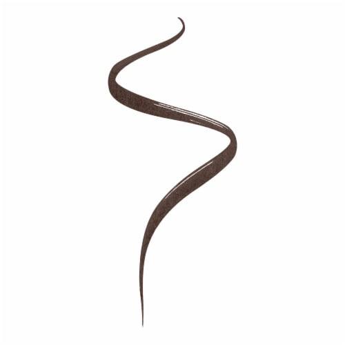 Maybelline Ultra Liner Waterproof Dark Brown Liquid Liner Perspective: right
