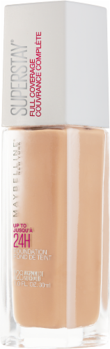 Maybelline Superstay Warm Nude Full Coverage Liquid Foundation Perspective: right