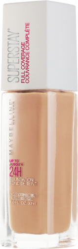 Maybelline Superstay 24-Hour Full Coverage 220 Natural Beige Liquid Foundation Perspective: right