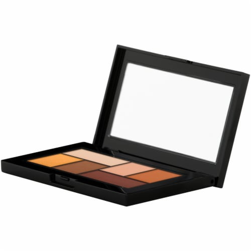 Maybelline The City Mini Eyeshadow Palette - Hi-Rise Sunset 530 Perspective: right