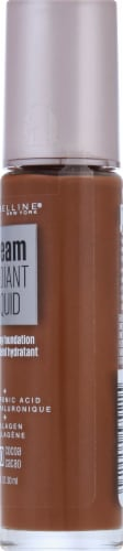 Maybelline Dream Radiant Liquid Medium Coverage 130 Cocoa Hydrating Foundation Perspective: right