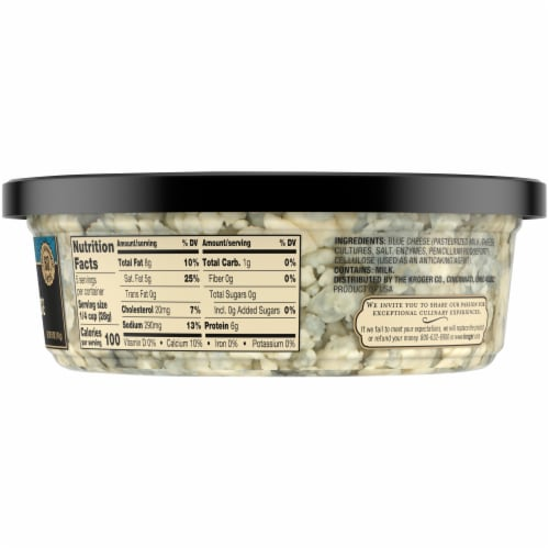 Private Selection® Blue Cheese Crumbles Perspective: right