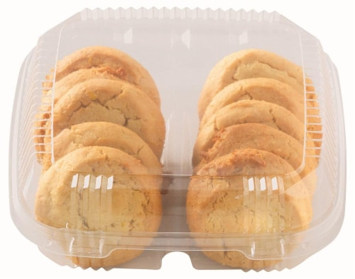 Bakery Fresh Goodness Lemon Soft Top Cookies Perspective: right