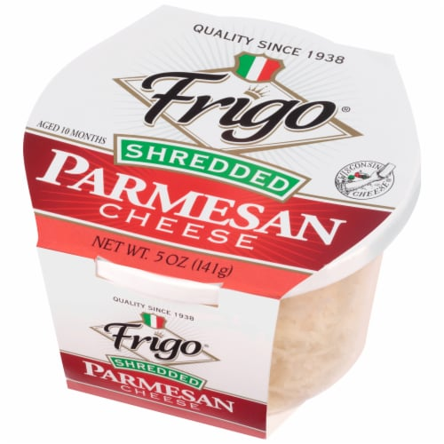 Frigo Shredded Parmesan Cheese Perspective: right