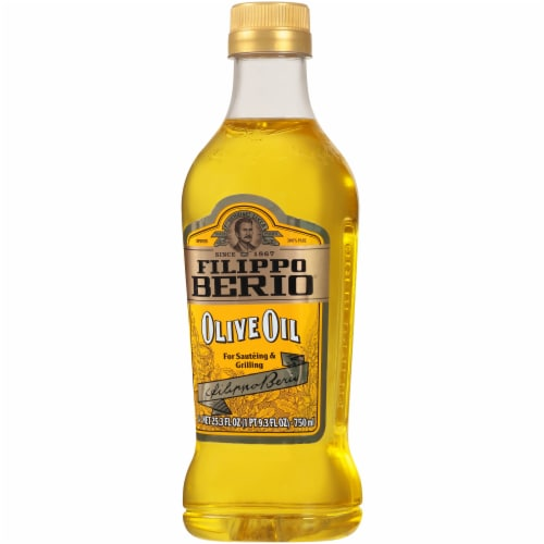 Filippo Berio Olive Oil Perspective: right