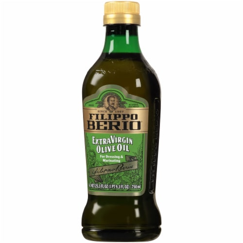 Filippo Berio Extra Virgin Olive Oil Perspective: right