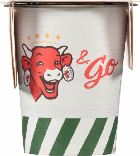 The Laughing Cow & Go Creamy Herbs Dippable Cheese & Multigrain Breadsticks Perspective: right