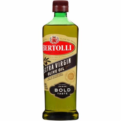 Bertolli Extra Virgin Olive Oil Perspective: right