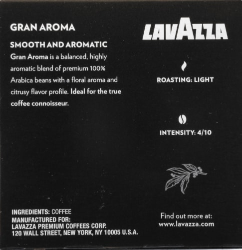 LavAzza Gran Aroma KCups Perspective: right