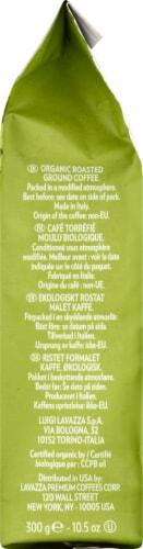 LavAzza Organic Tierra Premium Blend Ground Coffee Perspective: right